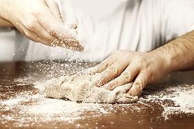 Förberedelser Dough