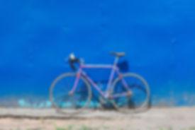 Bike on the Wall