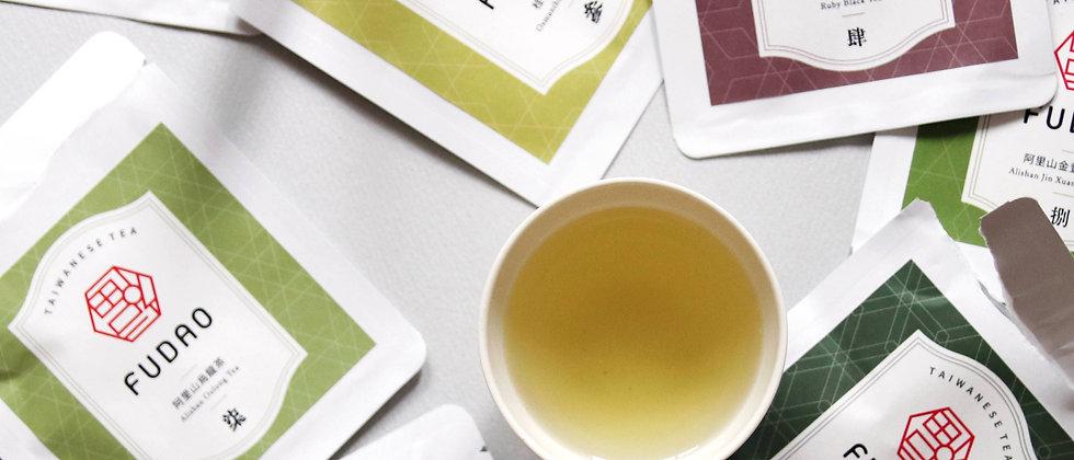 台湾茶お試しセットNo.1-No.8