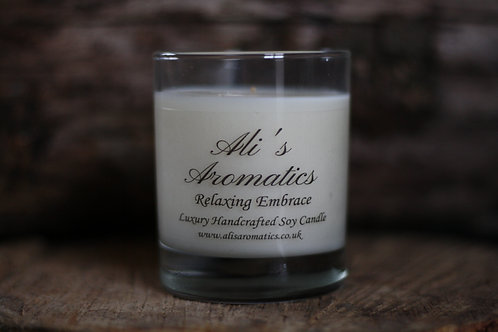 Relaxing Embrace Soy Wax Candle
