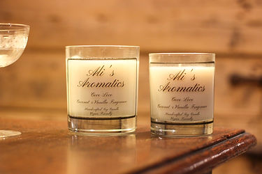 Soy Candles relax