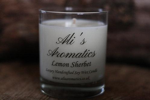 Lemon Sherbet Soy Wax Candle