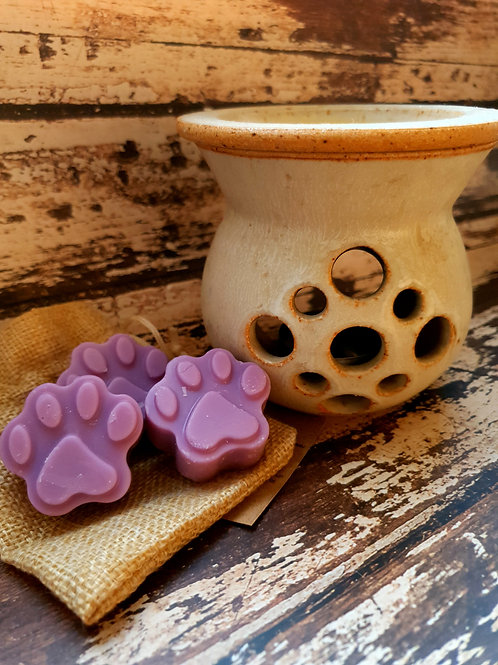 6 wax melts Blueberry & Jasmine Fragrance