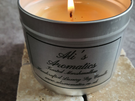 How to burn your soy candle correctly and safely...