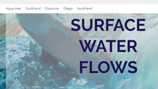 Surface Water Monitoring Project in Northland