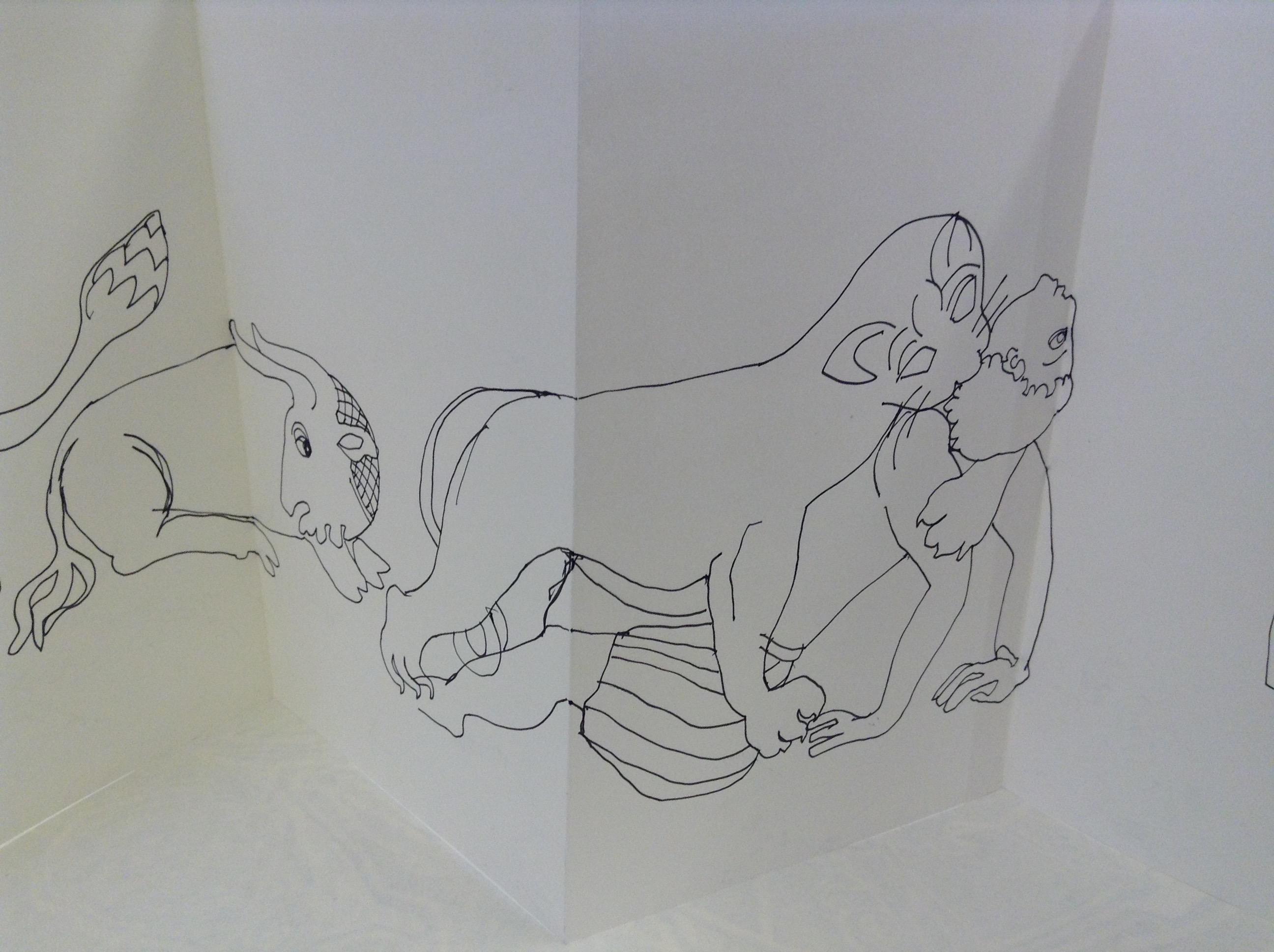 Assyrian Sketch Book 011