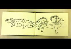 Concertina Sketchbook (3)