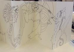 Anglo Saxon Sketch Book 001