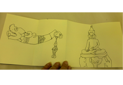 Concertina Sketchbook (10)