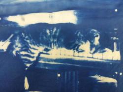 Cat Asleep on Piano