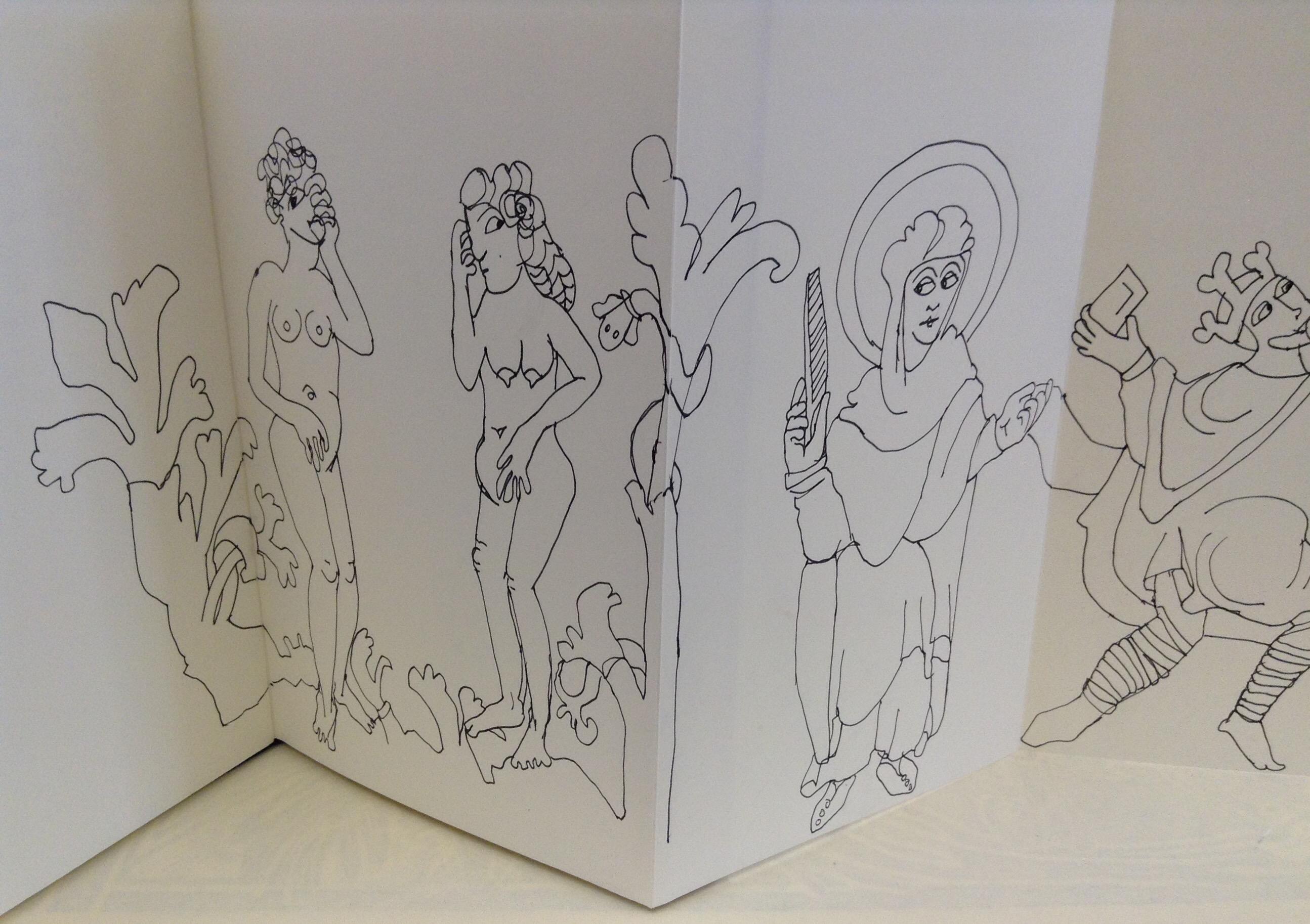 Assyrian Sketch Book 001
