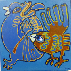 kilpeck bird