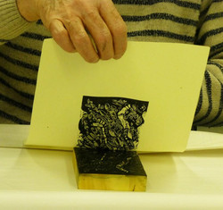 Revealing the First Print