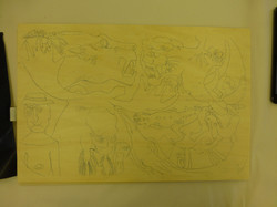 Woodcut Process Example 14