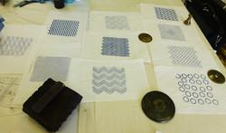 test print blocks