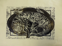 woodcut workshop 2 final print
