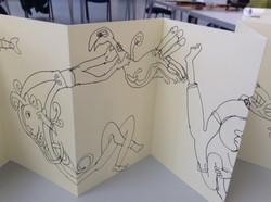 Kells Margins Sketch Book 008