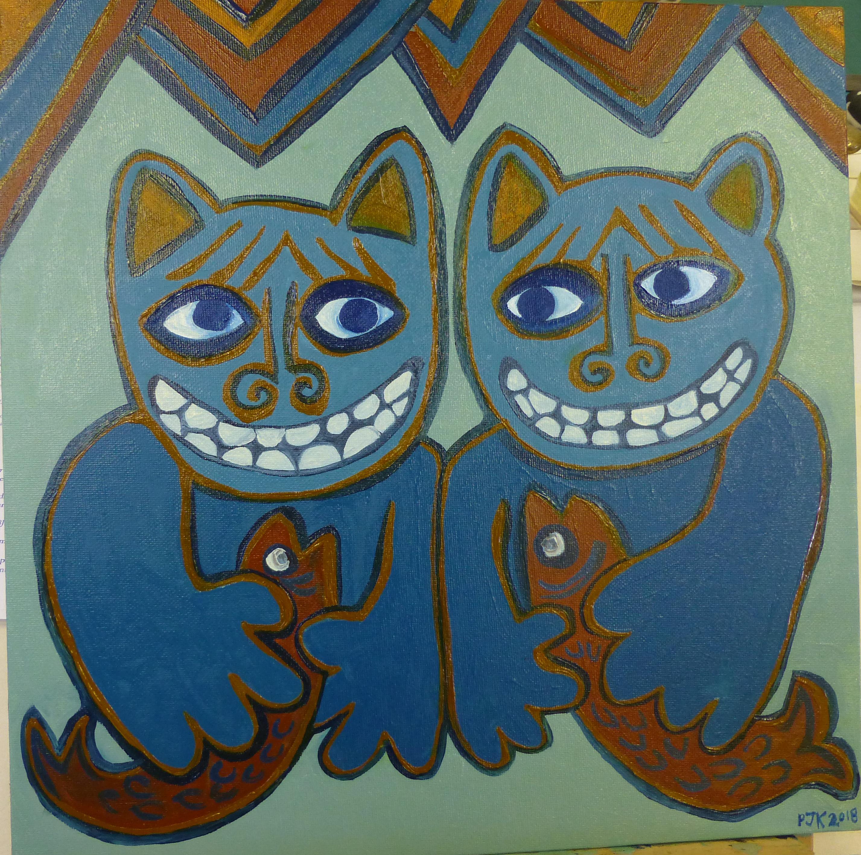 stillingfleet cats