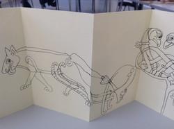 Kells Margins Sketch Book 012