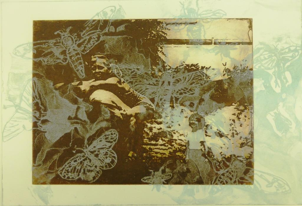 Happy Day Album Etching
