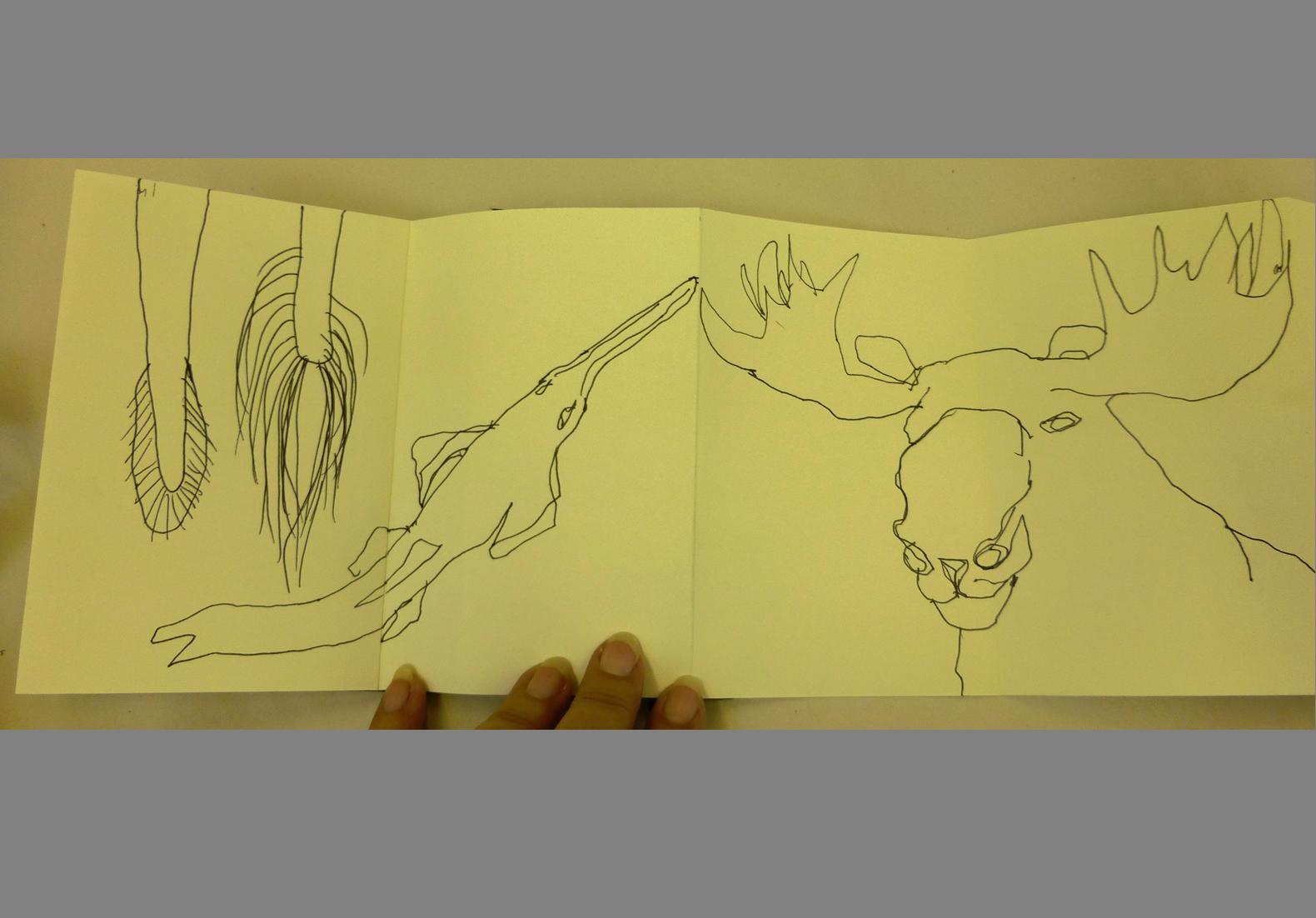 Concertina Sketchbook (13)