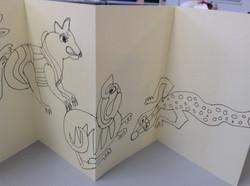 Kells Margins Sketch Book 003