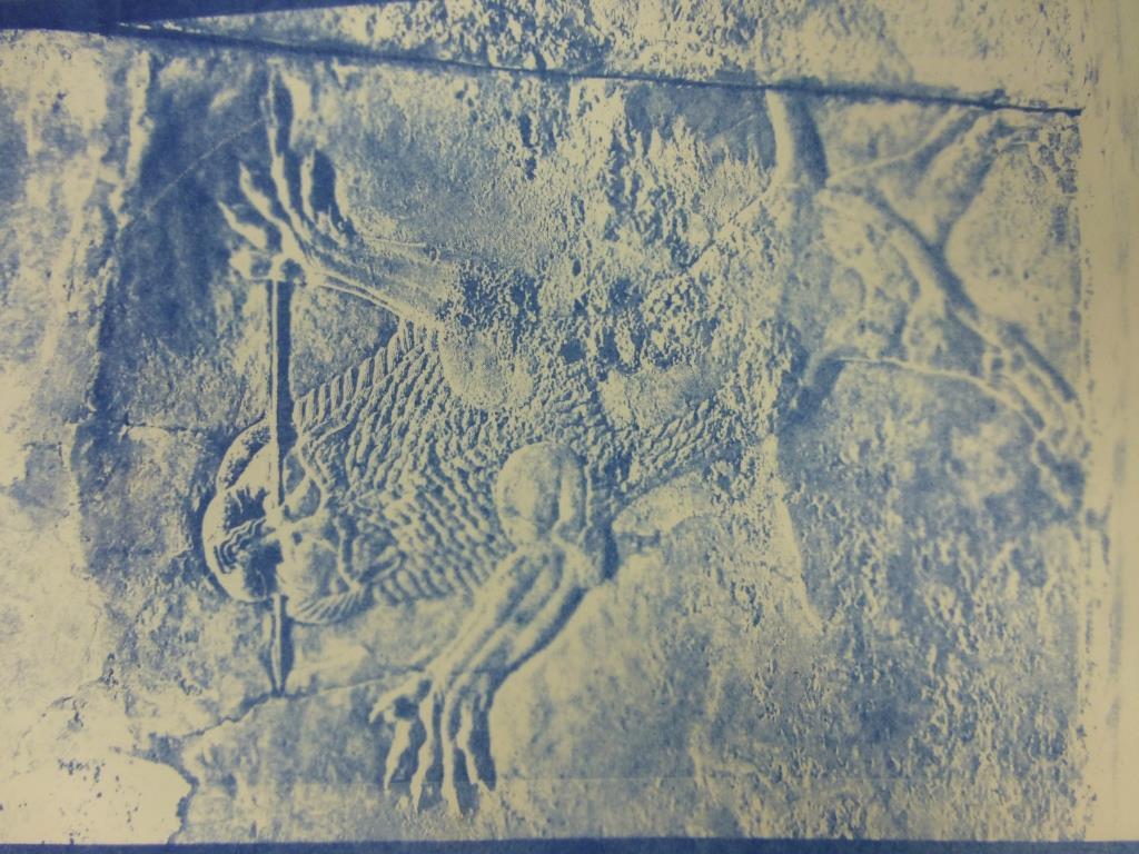 Assyrian Lion Hunt 02