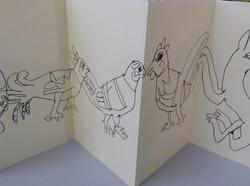 Kells Margins Sketch Book 006