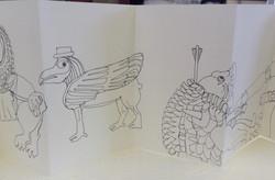 Assyrian Sketch Book 007