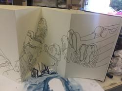 Derbyshire Churches Sketch Book 001