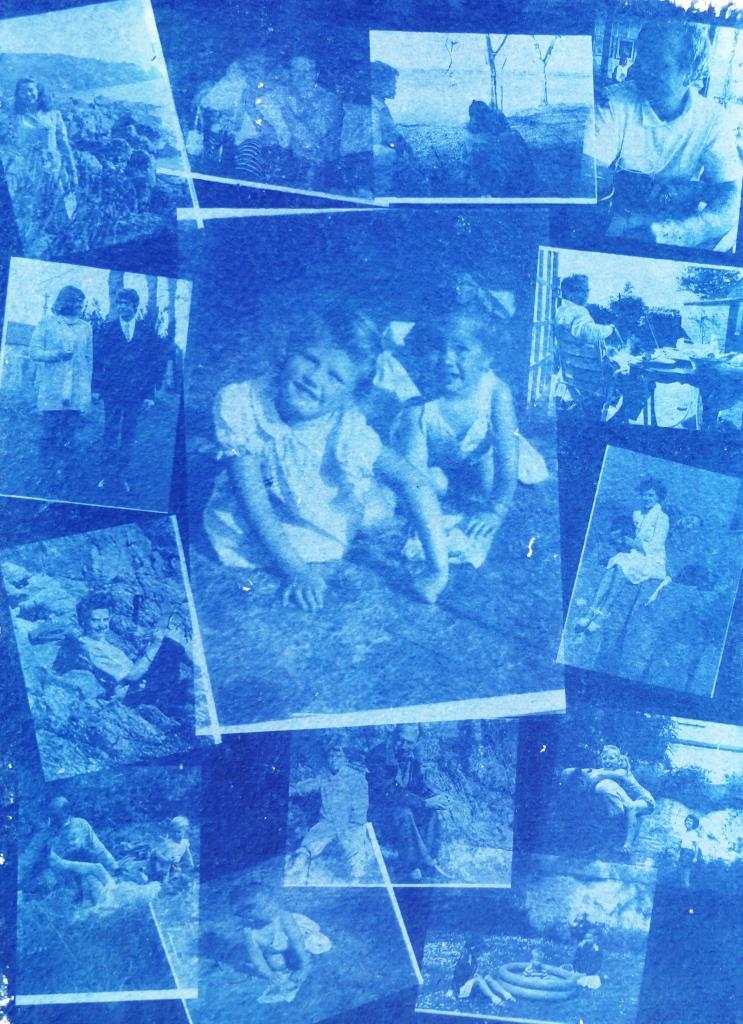 Cyanotype Album