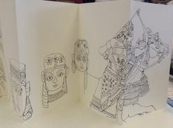 Assyrian Sketch Book 002