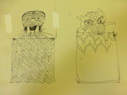 preliminary sketch 1