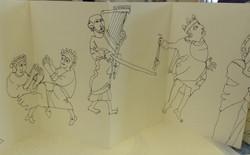 Anglo Saxon Sketch Book 003
