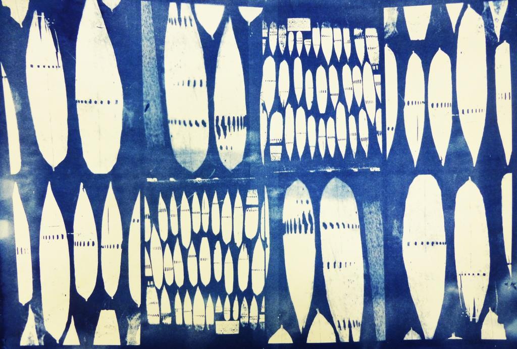 Fig Leaf Stencils