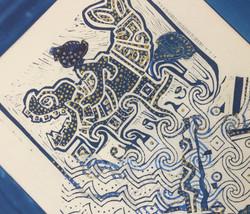 Viking Critter Detail