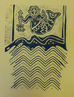 burton mermaid