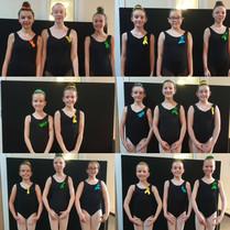 Ballet and Modern Exams