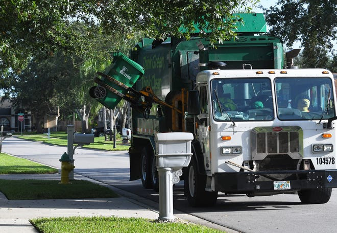 Brevard Trash Collection After Christmas 2020 Brevard Residents Will See Increase in Garbage and Recycling