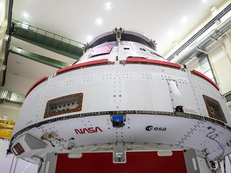 Update on Orion Final Assembly and Transfer