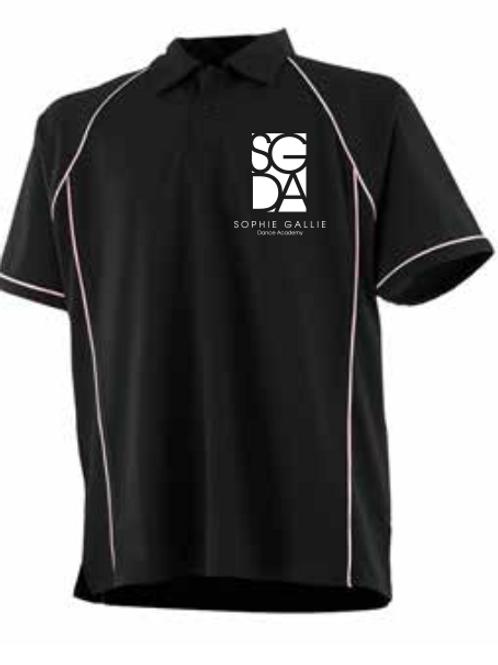 SGDA Kids Polo Shirt