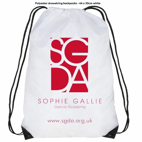 SGDA Drawstring Bag