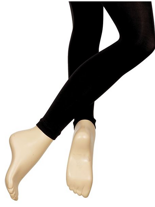 Contemporary & Jazz Convertible/Footless Tights
