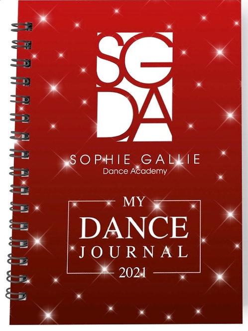 SGDA Dance Journal