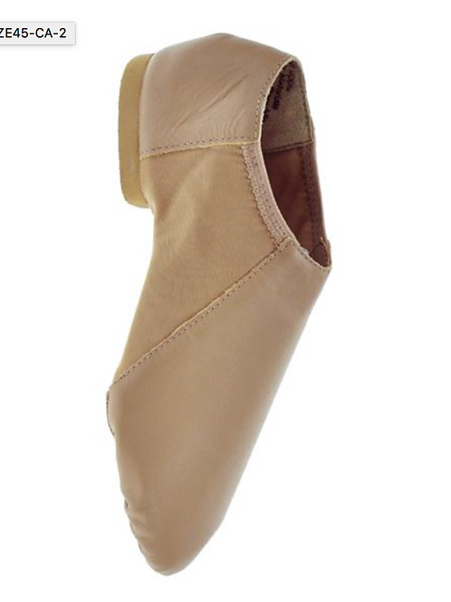 So Danca JZE45 Jazz Shoe, Split Sole