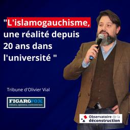 Universités: «l'islamogauchisme? Une réalité depuis 20 ans»