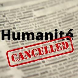 Le mot humanité doit être banni du dictionnaire car il conspire contre la féminité