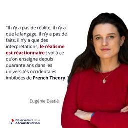 """Montée du complotisme   Eugénie Bastié démontre la responsabilité des adeptes de """"la déconstruction"""""""