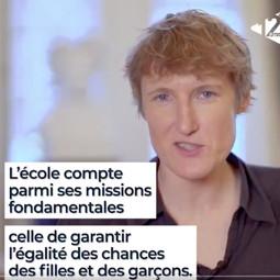 🔴 Alice Coffin, ambassadrice de l'égalité homme/femme à Paris. Une provocation !