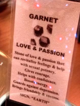 Garnet Stone - Raw